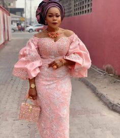 20 PICTURES: Gorgeous Asoebi Styles - African Dresses For Wedding. Asoebi styles, Asoebi fashion, Asoebi Bella, Asoebi, Asoebi styles for wedding. Nigerian Lace Dress, Nigerian Lace Styles, Aso Ebi Lace Styles, Lace Gown Styles, African Lace Styles, Lace Styles For Wedding, Lace Wedding, African Fashion Ankara, Latest African Fashion Dresses