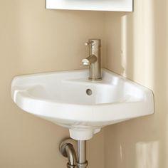 Yorkshire Corner Sink