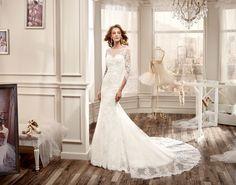 Moda sposa 2016 - Collection NICOLE.  NIAB16069. Abito da sposa Nicole.