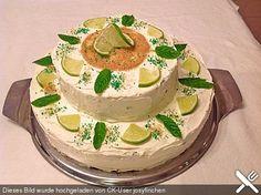 Mojito - Torte (Rezept mit Bild) von Fettfingerfeind | Chefkoch.de