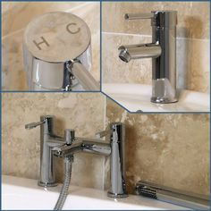 Dihl Iocas Tap Set - Bath Tap Filler with Handheld Shower and Basin Mixer Tap Dihl http://www.amazon.co.uk/dp/B00DEJRINQ/ref=cm_sw_r_pi_dp_hUthwb0C14CNN