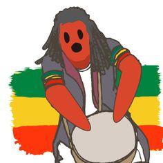 Love Reggae!!  よーきにいこーぜ!