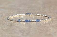 I Love You Bracelet, Secret Code Bracelet, Sapphire Birthstone Bracelet, Gemstones Bracelet, Hill Tribe Silver Bracelet, Gift for Mom, Gift by WaltersWish on Etsy https://www.etsy.com/listing/255425283/i-love-you-bracelet-secret-code-bracelet
