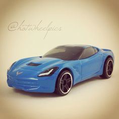 "2014 Corvette Stingray - 2014 Hot Wheels HW Workshop ""Garage"" #hotwheels 