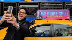 Examining the Legacy of Be More Chill With 5 Members of the Broadway Cast When You Love Somebody, Musical Theatre, Theatre Actors, Will Roland, George Salazar, Michael In The Bathroom, Be More Chill Musical, Michael Mell, Keanu Reaves