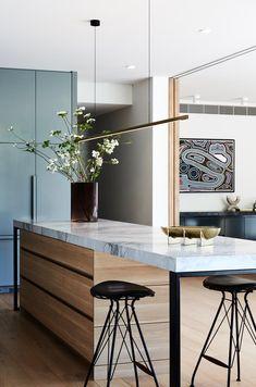 Interior Design Blogs, Interior Design Kitchen, Kitchen Decor, Kitchen Ideas, Australian Interior Design, Kitchen Trends, Interior Walls, Kitchen Living, Interior Inspiration