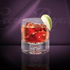 Crown Royal Washington Apple Cocktail .... Yummy!