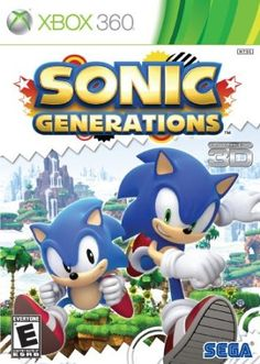 XBOX SEGA Sonic Generations $19.32 Your #1 Source for Video Games, Consoles & Accessories! Multicitygames.com