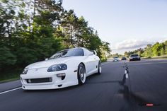Supra Tuner Cars, Jdm Cars, Toyota Supra Mk4, Life Car, Flat Tire, Stance Nation, Japanese Cars, Dream Garage, Car Manufacturers
