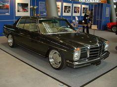 Mercedes 220, Mercedes W114, Mercedes Benz Cars, Daimler Benz, Classic Mercedes, Tuner Cars, Retro Cars, Motor Car, Classic Cars