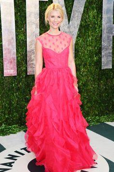 Claire Danes @ Vanity Fair Oscar 2012 party