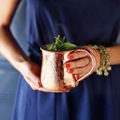 5 Cocktails to Serve in a Copper Mug (That Aren't a Moscow Mule)