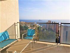 Espectacular apartamento en Benidorm Alicante Costa Blanca - www.nucrisaninmobiliaria.com - A1712