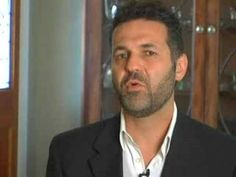 Khaled Hosseini on writing from the female point of view - YouTube