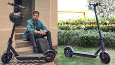 Ninebot MAX by Segway is their latest e-scooter with a massive range. How does it compare to Xiaomi Scooter Pro (also produced by Ninebot)? E Scooter, Travel Gadgets, Baby Strollers, Baby Prams, Prams, Strollers