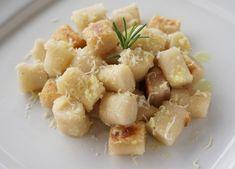 Cassava Gnocchi from Flash Fiction Kitchen (paleo, AIP, vegan) Autoimmune Diet, Aip Diet, Grain Free, Dairy Free, Gluten Free, Paleo Protein Powder, Paleo Pasta, Gnocchi Recipes, Paleo Whole 30
