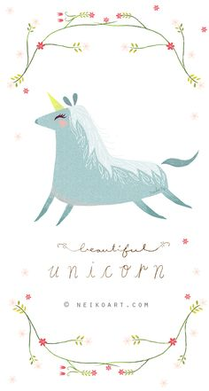 ohsobeautifulpaper.com wp-content uploads 2015 03 Neiko-Ng-Unicorn-Wallpaper-Desktop-iphone5.jpg