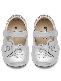 See Kai Run Baby Girls Victoria White Patent Mary Jane Shoes ...