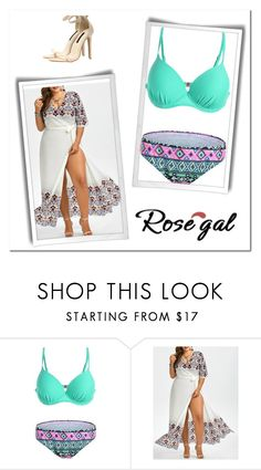 """""""Rosegal # 25"""" by nejrasehicc ❤ liked on Polyvore"""