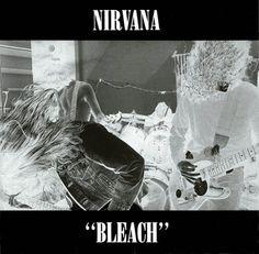 """LP NIRVANA - """"BLEACH"""" (VINIL DUPLO, 180 GRAMAS)"""