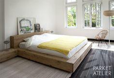 Postele - Dřevěný nábytek | Parket Atelier s.r.o.