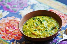 Healing Red Lentil Soup with Turmeric & GingerWeb