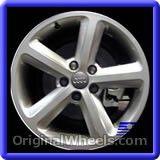 Audi A3 2013 Wheels & Rims Hollander #58807 #Audi #A3 #AudiA3 #2013 #Wheels #Rims #Stock #Factory #Original #OEM #OE #Steel #Alloy #Used