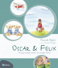 Oscar & Felix. Met jonge kinderen praten over moeilijke thema's (2015). Auteur: Beyers, Annick.
