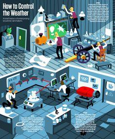 Illustration Roundup: November 2014 on Behance