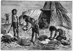 When It Came To Food, Neanderthals Weren't Exactly Picky Eaters