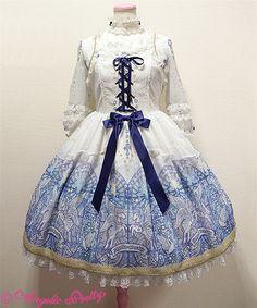 Angelic Pretty Luminous Sanctuary Dress