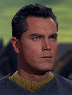 Jeffrey Hunter (Christopher Pike????) Star Trek