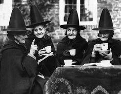 IMAGES&VISIONS: O chá das bruxas