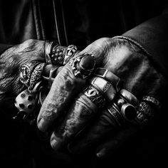 Theres stories behind these hands.