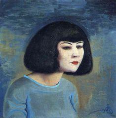 Martha Dix by Otto Dix (WikiArt)