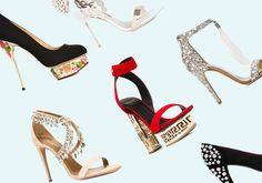 19 sapatos que são tão incríveis quanto joias