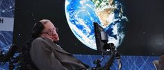 Noticias ao Minuto - 'Humanos terão que sair da Terra para sobreviver', afirma Hawking