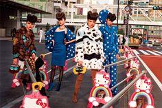 東京イットモデルが綴るネオクチュールストーリー
