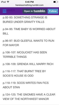 Codes from Dipper and Mabel Guide to mystery. And nonstop fun. Grenda is gonna marry Von Fundshauser!!!! It is foretold!!!!!