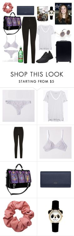 """""""out #157"""" by tynabrookler ❤ liked on Polyvore featuring Zadig & Voltaire, J Brand, Raden and Urban Outfitters"""