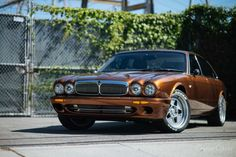 This Is The Super Sedan That Jaguar Should Have Made - Petrolicious