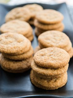 Biscuits double gingembre Recettes   Ricardo