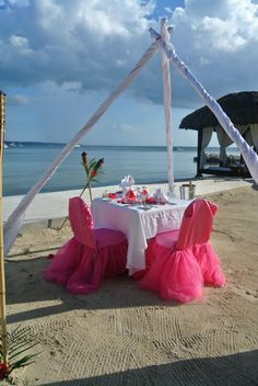 A Romantic Dinner for Two @ Sandals Negril dinner view Romantic Dinner For Two, Dinner For 2, Romantic Night, Romantic Dates, Romantic Dinners, Sandals Beach Resort, All Inclusive Beach Resorts, Disney Destinations, Dream Vacations