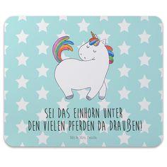 Mauspad Druck Einhorn stolzierend aus Naturkautschuk  black - Das Original von Mr. & Mrs. Panda.  Ein wunderschönes Mouse Pad der Marke Mr. & Mrs. Panda. Alle Motive werden liebevoll gestaltet und in unserer Manufaktur in Norddeutschland per Hand auf die Mouse Pads aufgebracht.    Über unser Motiv Einhorn stolzierend  Das wunderbar niedliche stolzierende Einhorn von Mr. & Mrs. Panda.    Verwendete Materialien  ##MATERIALS_DESCRIPTION##    Über Mr. & Mrs. Panda  Mr. & Mrs. Panda - das sind…