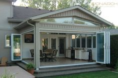 Gallery - Monarch Moveable Glass Walls