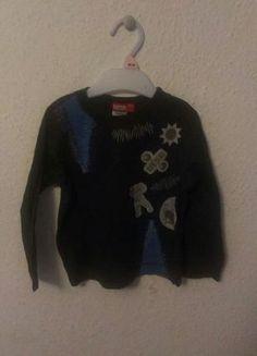 Kup mój przedmiot na #vintedpl http://www.vinted.pl/odziez-dziecieca/dla-niemowlakow-chlopiec/11283533-granatowa-bluzeczka-z-nadrukiem