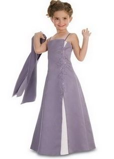 Junior Bridesmaid Dresses - $90.99 - A-Line/Princess Strapless Floor-Length Satin Junior Bridesmaid Dresses With Embroidered  Sash  Beading (009000701) http://jenjenhouse.com/A-line-Princess-Strapless-Floor-length-Satin-Junior-Bridesmaid-Dresses-With-Embroidered--Sash--Beading-009000701-g701