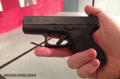 Glock 43- 9mm so easy to conceal, newest edition to the family?