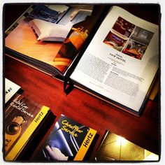 NEW Hotel, Athens Greece lobby books!