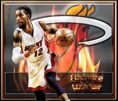 NBA Player Edit - Briante Weber